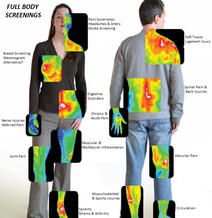 Permen Naturopathic provides full body thermography
